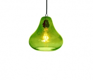 Happy Pear Pendant Light – Lime Green